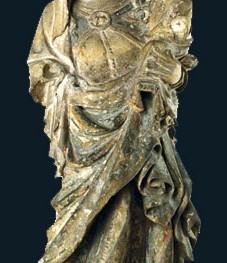 Virgem Maria Estátua